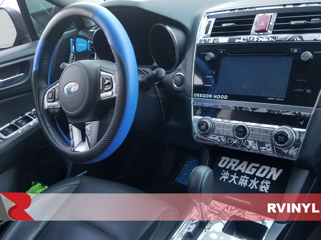 Rdash Subaru Legacy Precut Dash Kit With Venice Beach Vinyl