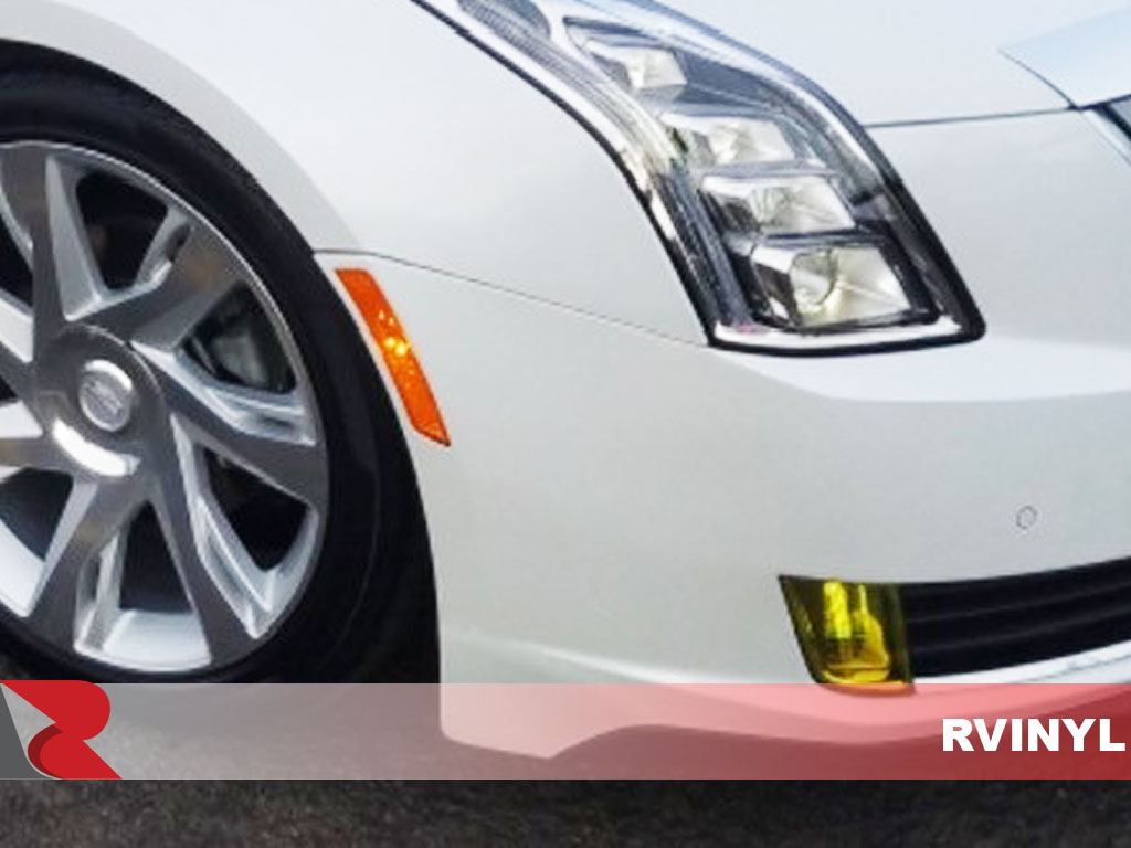 2014 Cadillac ELR 2014 With Neon Smoke Fog Light Protection Kit