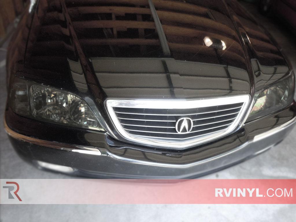Rtint™ Acura RL 2001-2004 Headlight Tint | Film