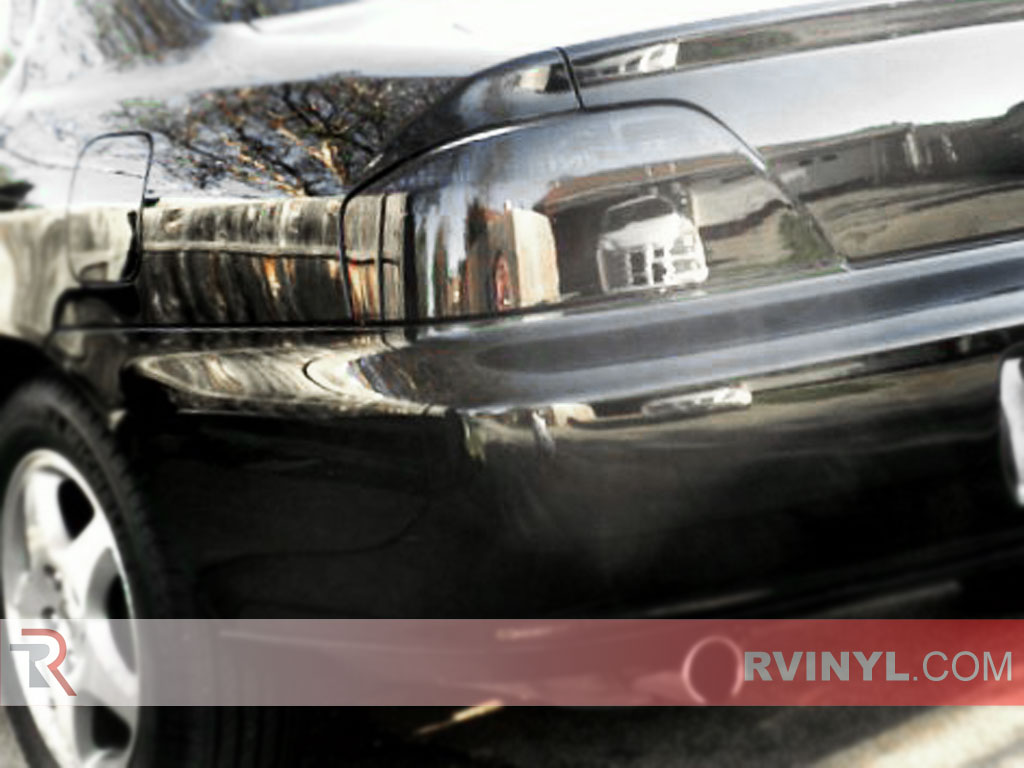 Acura TL 1999-2003 Smoked Tail Lights