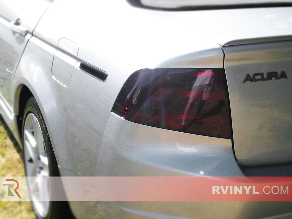 2004 Acura Tl Tail Light Manual One Word Quickstart Guide Book 2005 Vsa On Rtint 2006 Tint Film Rh Rvinyl Com