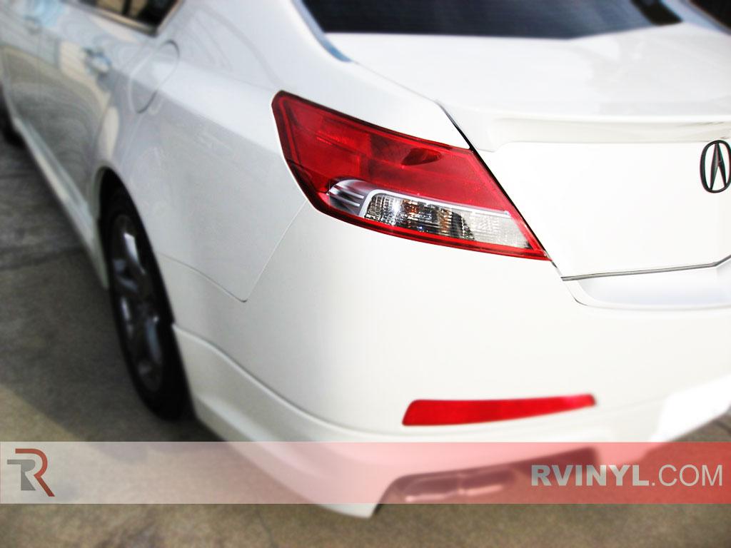 Rtint Acura TL Tail Light TintFilm - Acura tl tail lights