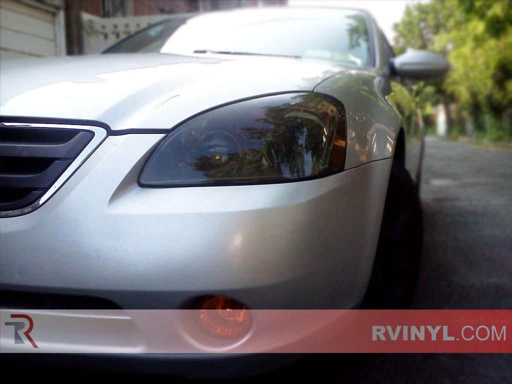 Rtint Acura TSX Headlight Tint Film - 2018 acura tsx headlights