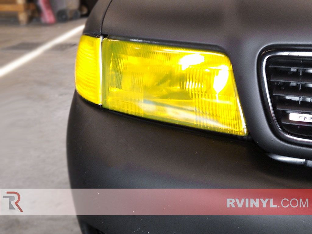 Rtint™ Audi A4 1996-1998 Custom Headlights