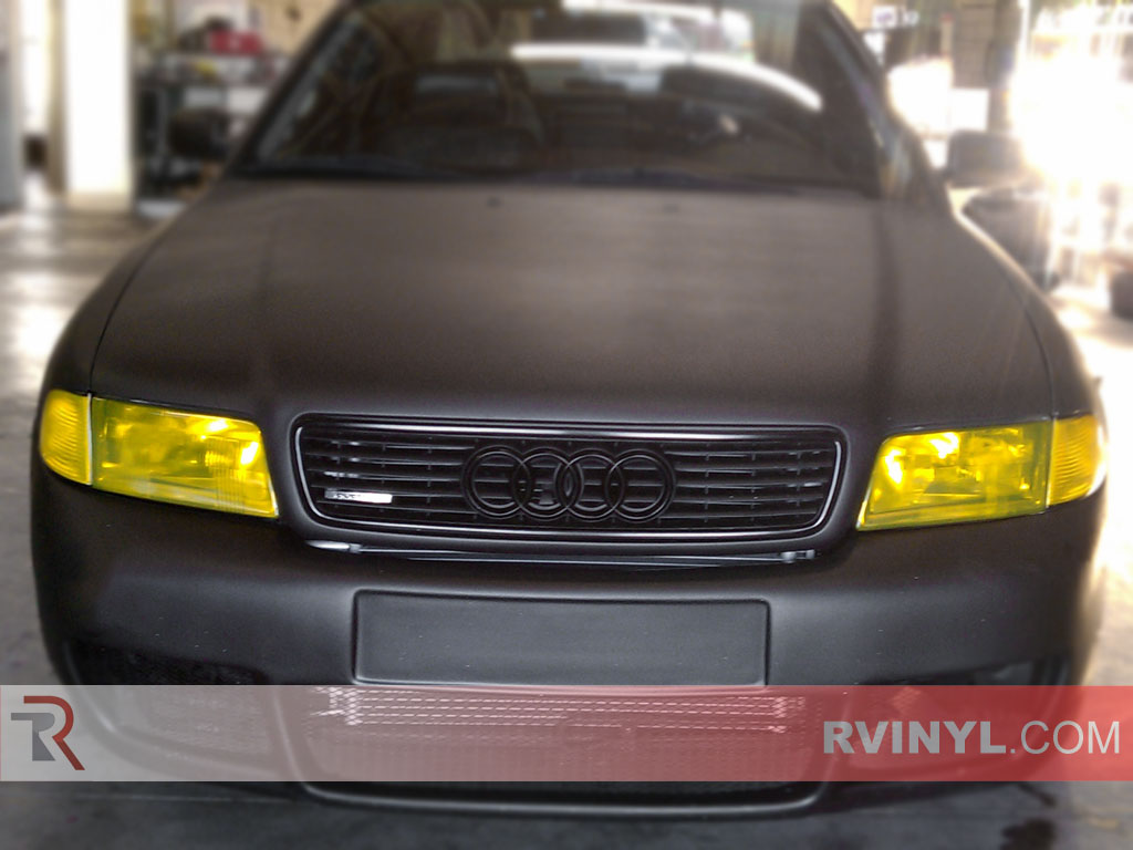 Rtint™ Audi A4 1996-1998 Headlight Covers