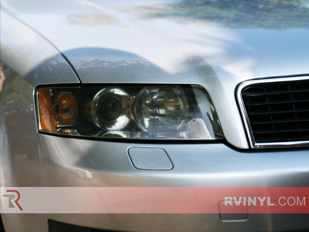 Audi A4 2002-2004 Headlight Tints