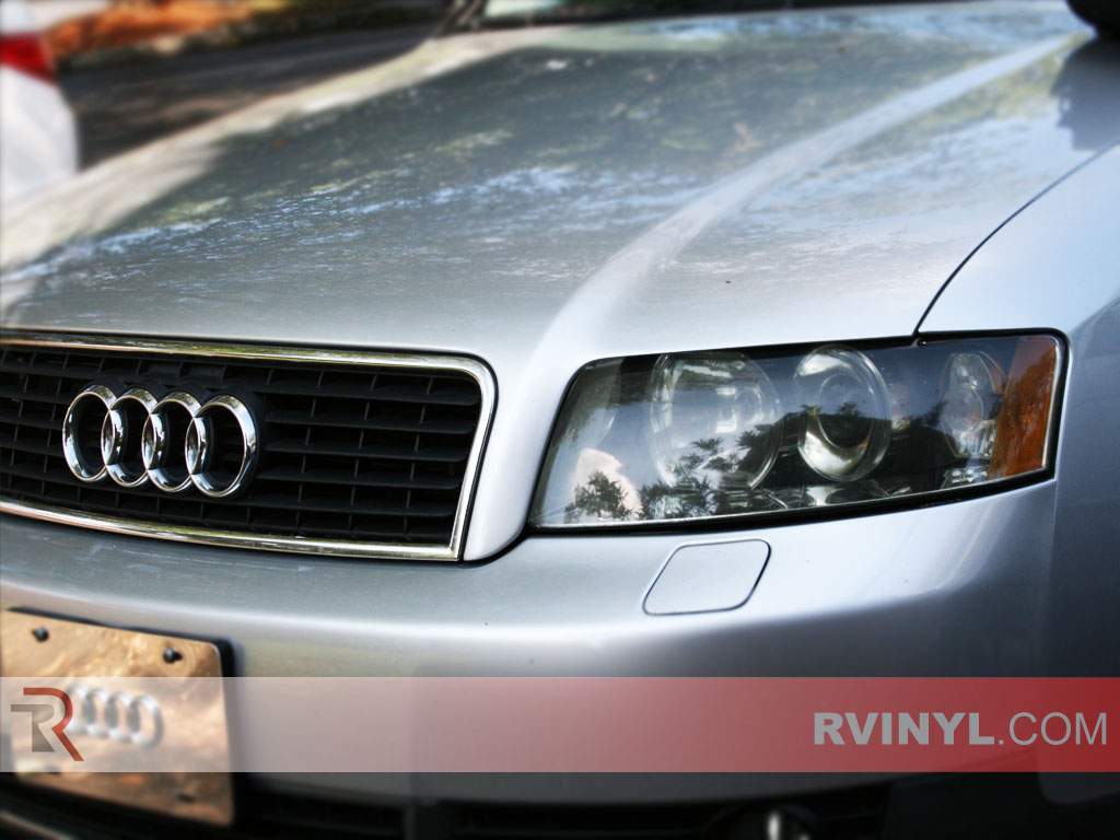 Audi A4 2002-2004 Headlight Covers
