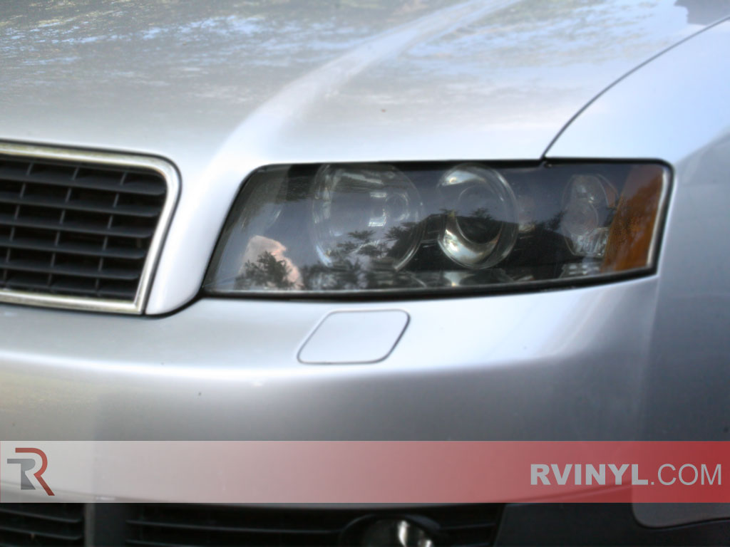 Audi A4 2002-2004 Custom Headlights