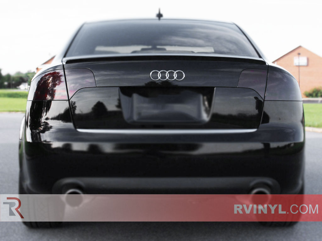 Rtint® Audi A4 Sedan 2006-2008 Tail Light Tint|Film