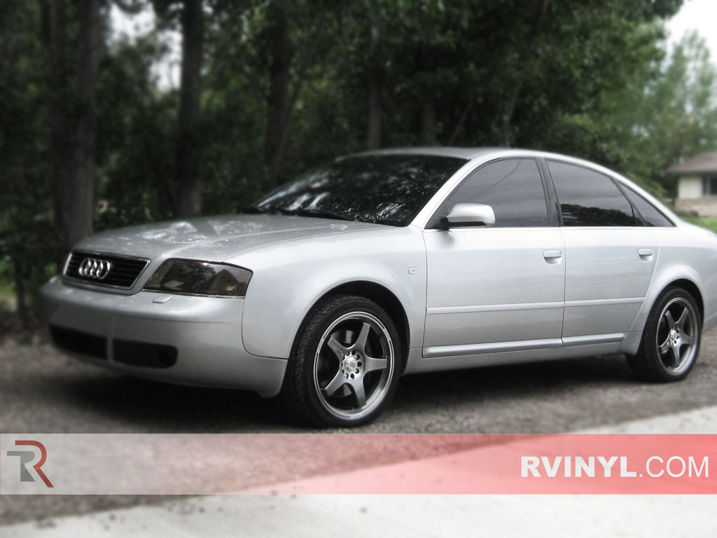 Audi S4 2000-2001 Headlight Covers