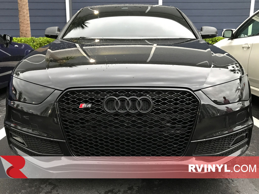 Rtint 2017 2016 Audi S4 Blackout Headlight Tint