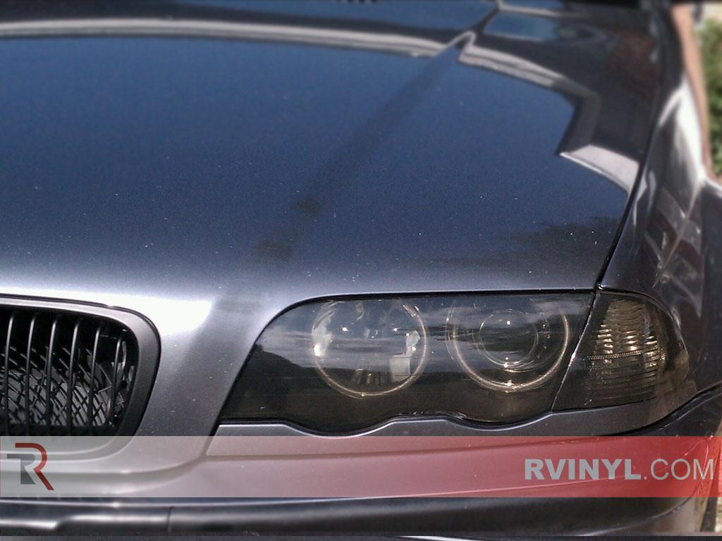 Rtint Bmw 3 Series 1999 2001 Headlight Tint Sedan Wagon