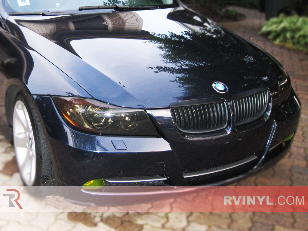 BMW 3-Series 2006-2011 Smoke Out Headlights