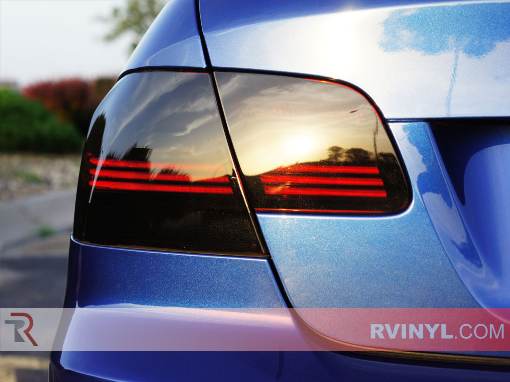 Rtint Bmw 3 Series Coupe 2008 2012 Tail Light Tint Film
