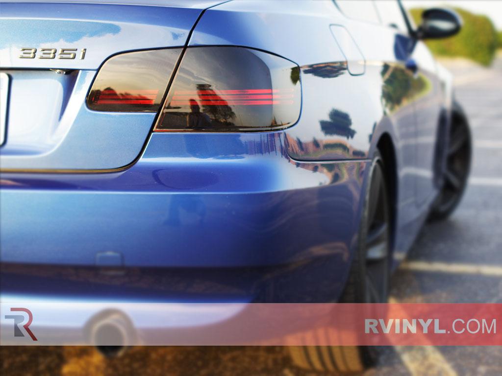 Rtint Bmw 3 Series 2008 2012 Tail Light Tint Coupe