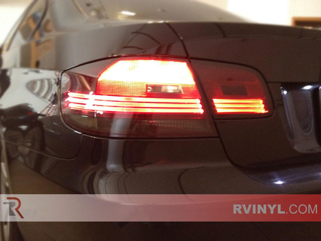 For 2006-2008 BMW E90 325 328 M3 Sedan Smoke Lens LED Brake Tail Light Assembly