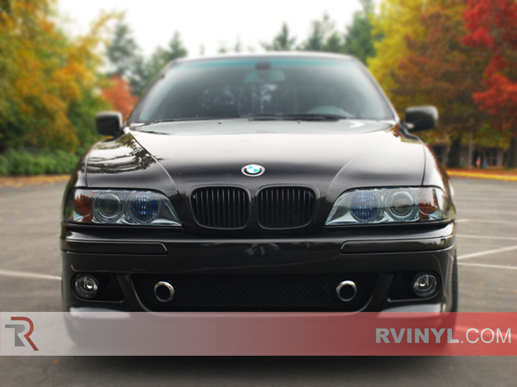 BMW 5-Series 1997-2003 Headlight Tints
