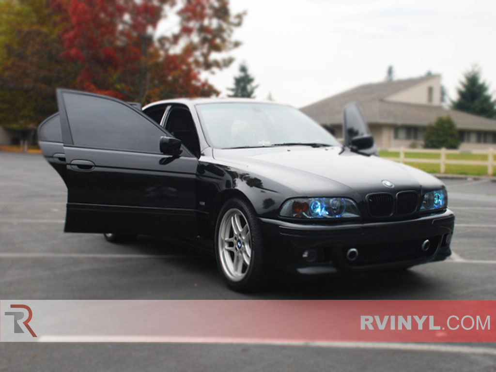 Rtint™ BMW 5-Series 1997-2003 Headlight Tint