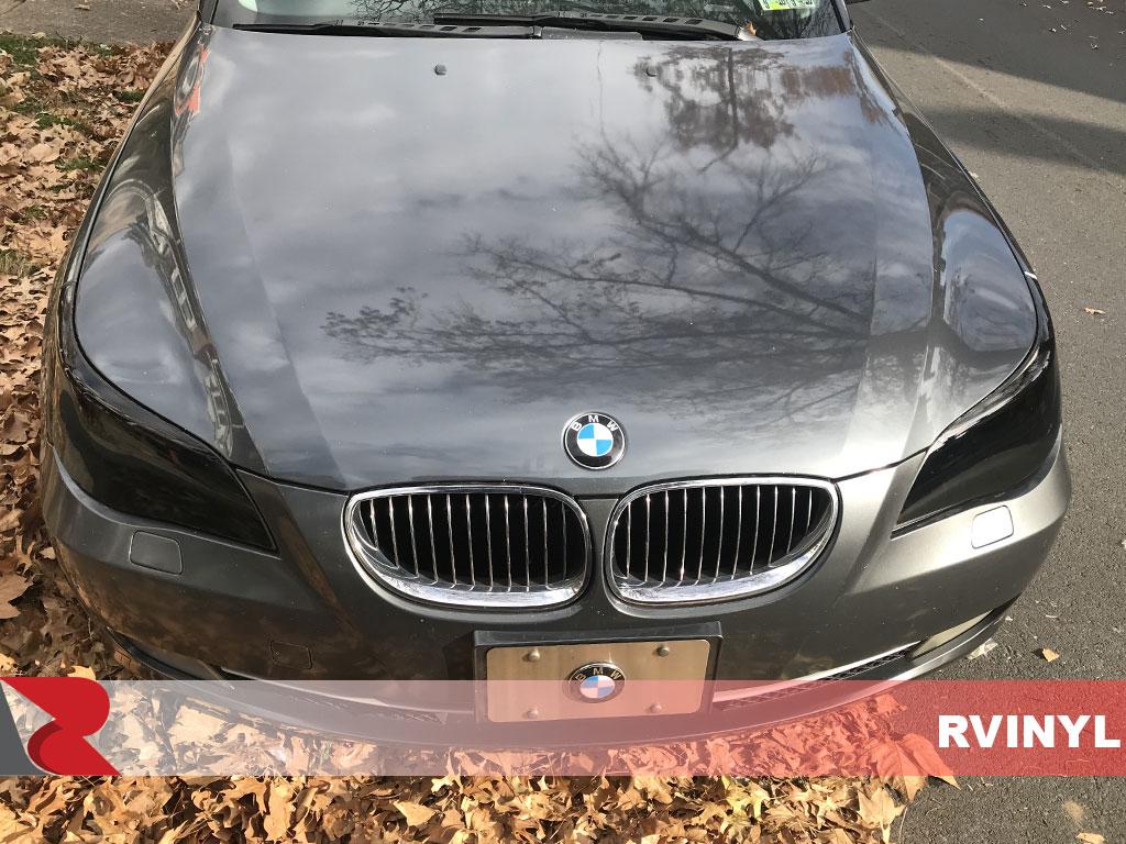 Rtint BMW Series Headlight Tint Film - 2010 bmw 530i