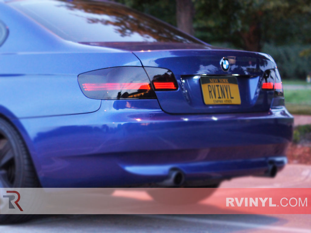 Rtint Bmw M3 Coupe 2008 2013 Tail Light Tint Film