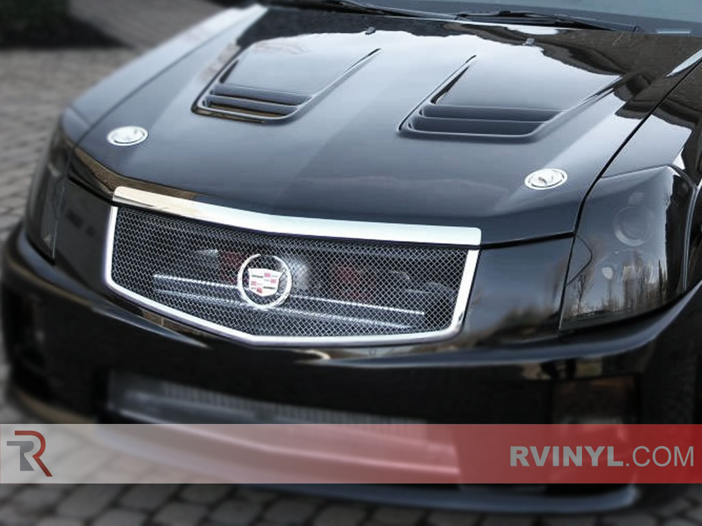 headlights cadillac projector cts motor watch video installation