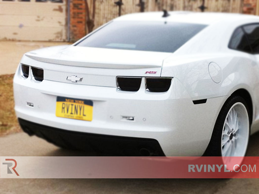 Precut Window Tint For Chevy Camaro 2010-2015 Rear Only