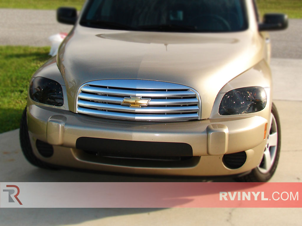 service manual  remove headlights 2006 chevrolet hhr panel