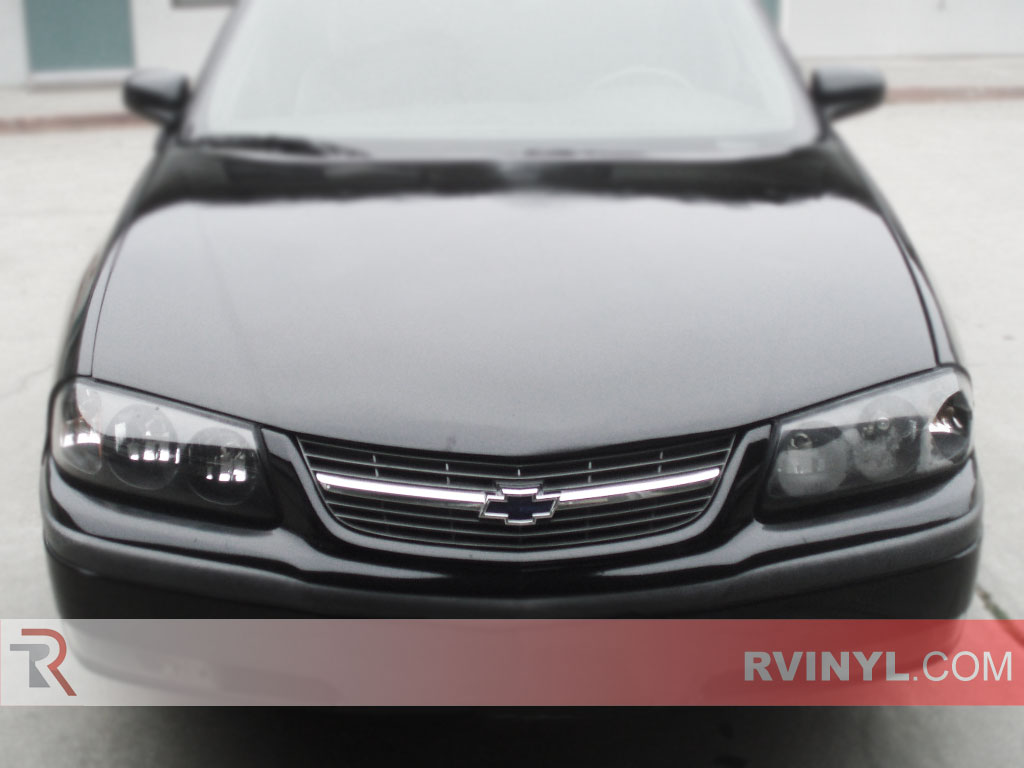 Chevrolet Impala 2000 2005 Headlight Tints