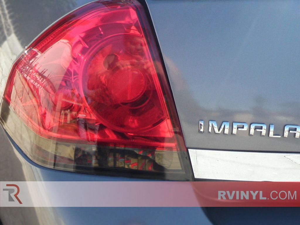 Chevrolet Impala 2006 2017 Blackout Tail Lights