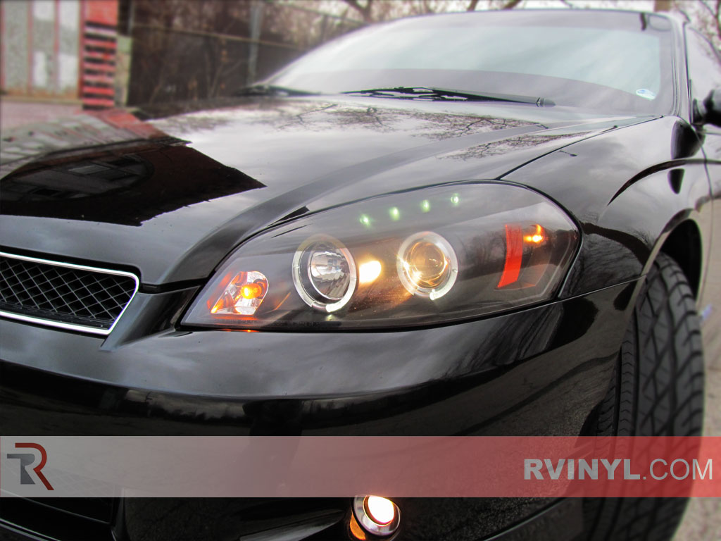Chevrolet Monte Carlo 2006 2007 Headlight Tints