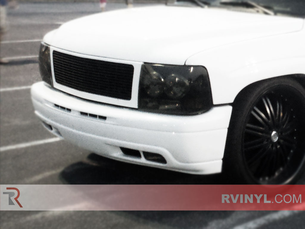 Chevrolet Suburban 2007-2013 Custom Headlights