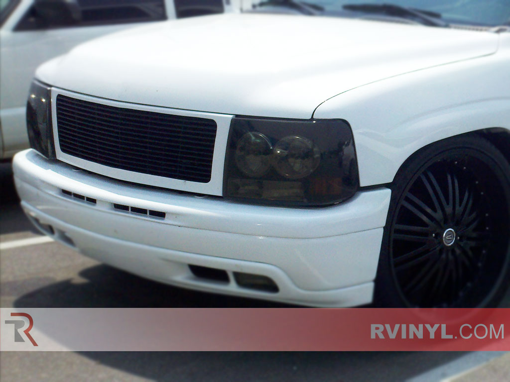 Chevrolet Suburban 2007-2013 Headlight Overlays