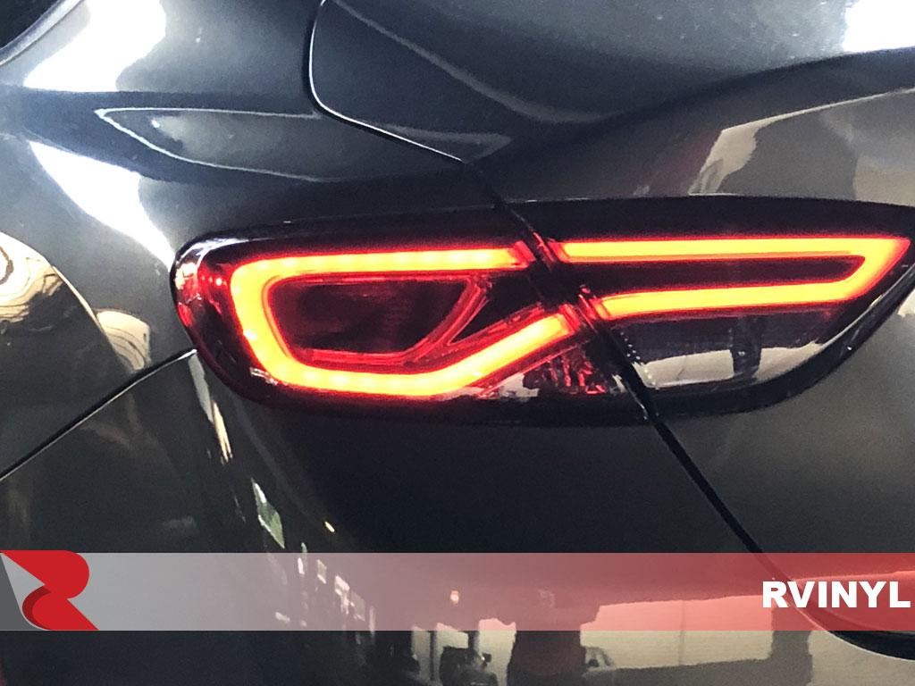 Rtint 174 Chrysler 200 2015 2017 Tail Light Tint Film