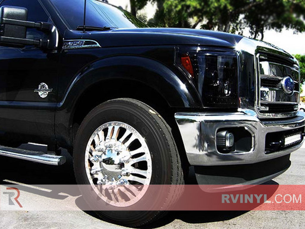 Rtint™ Hummer Custom Headlight Tint - CHT-066