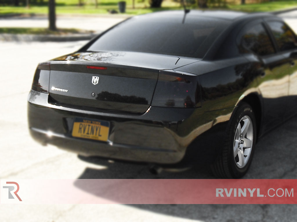 Rtint 174 Dodge Charger 2006 2008 Tail Light Tint Film