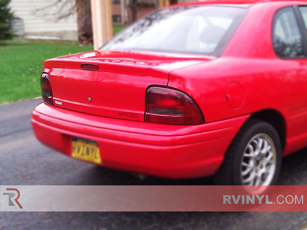 Dodge Neon 1995 1999 Tail Light Covers