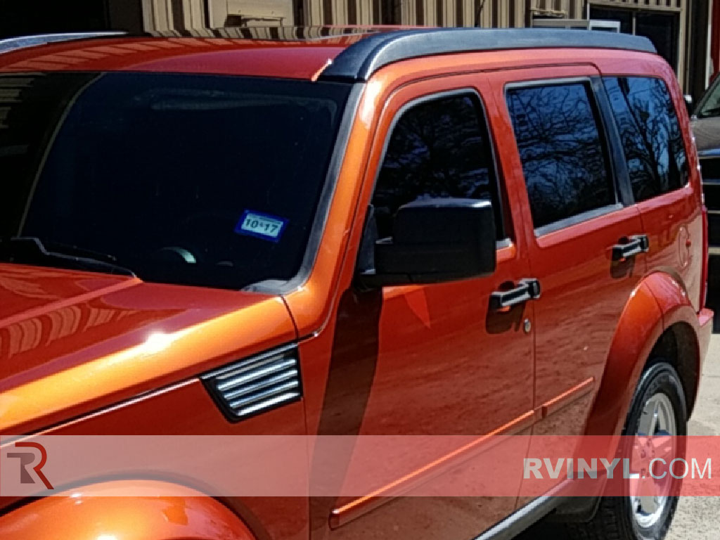 Rtint� Precut Dodge Nitro 2007-2011 Window Tint Kit