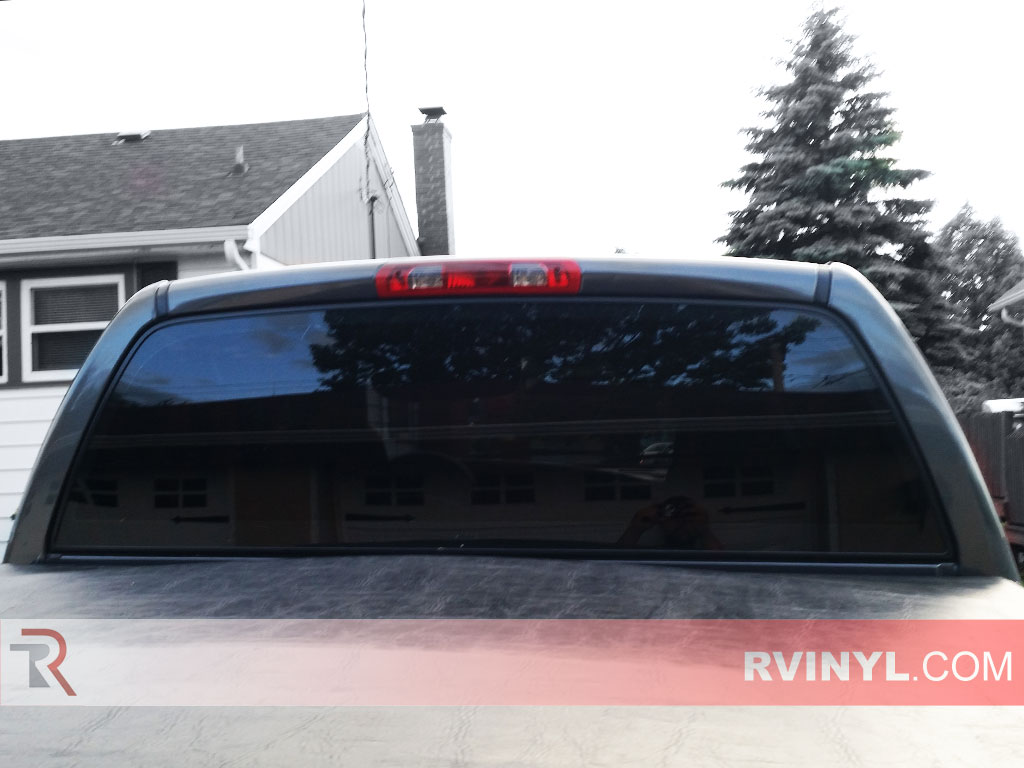 Ram 2500 Windshield Tint