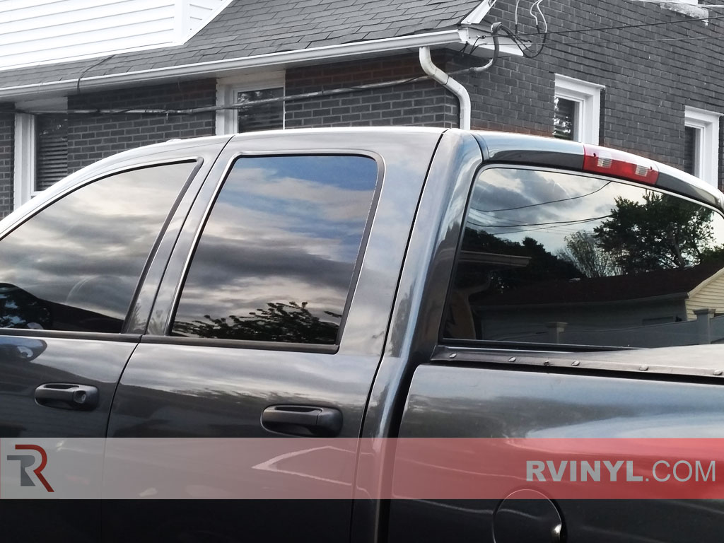 Dodge Ram Quad Cab Full Window Tint Kit