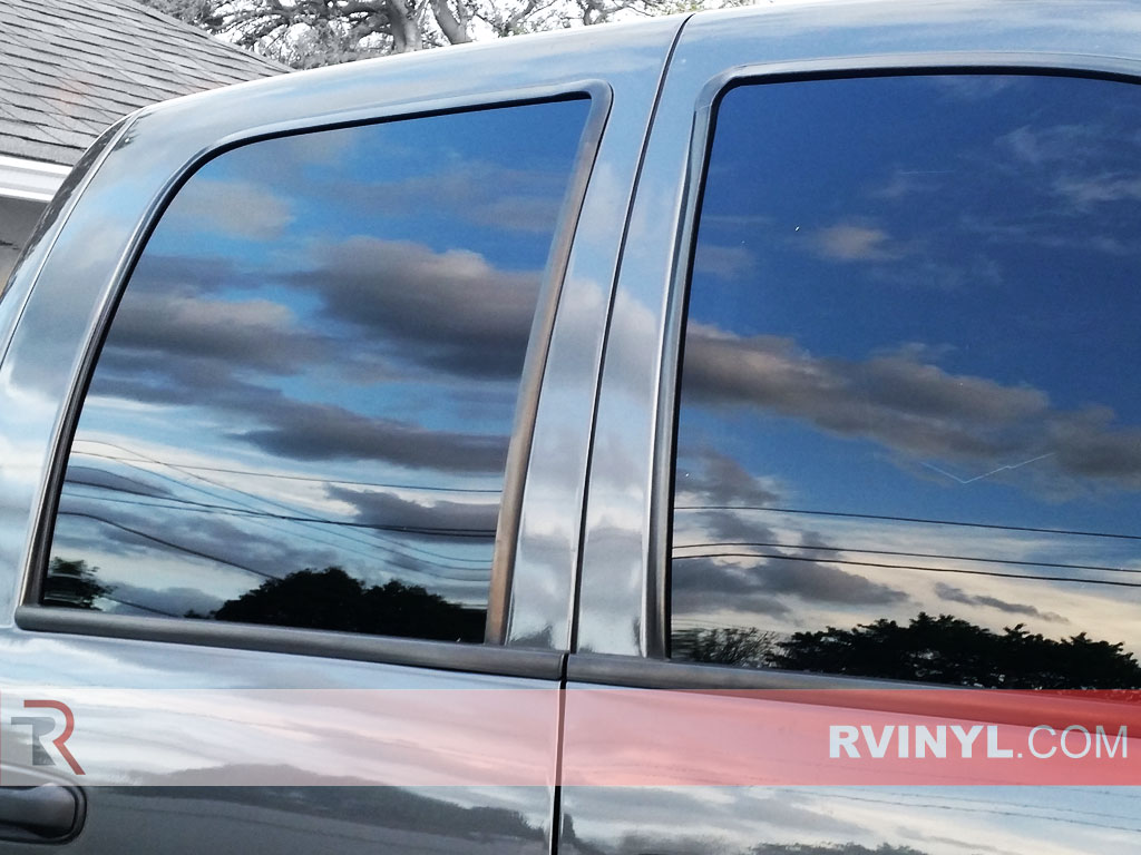 Dodge Truck Precut DIY Window Tint