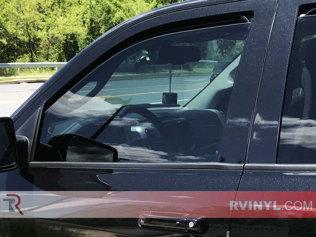 Rtint Dodge Ram 2009 2017 4 Door Window Tint Kit Diy