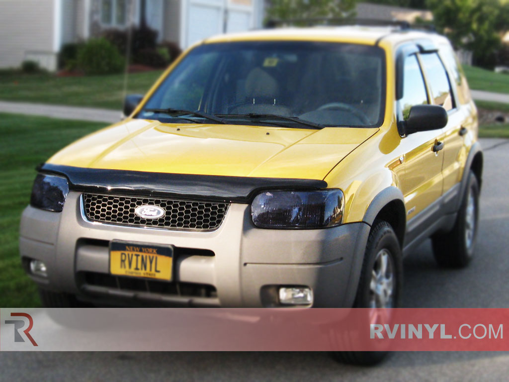 Ford Escape 2001-2004 Headlight Tints