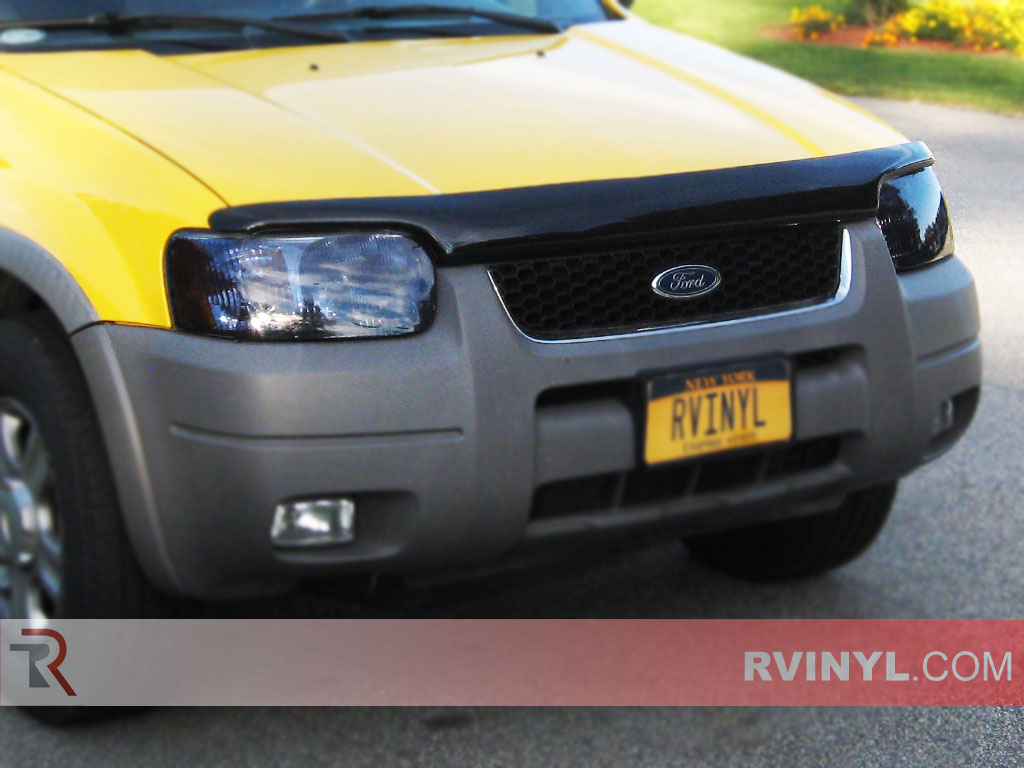 Ford Escape 2001-2004 Tinted Headlights