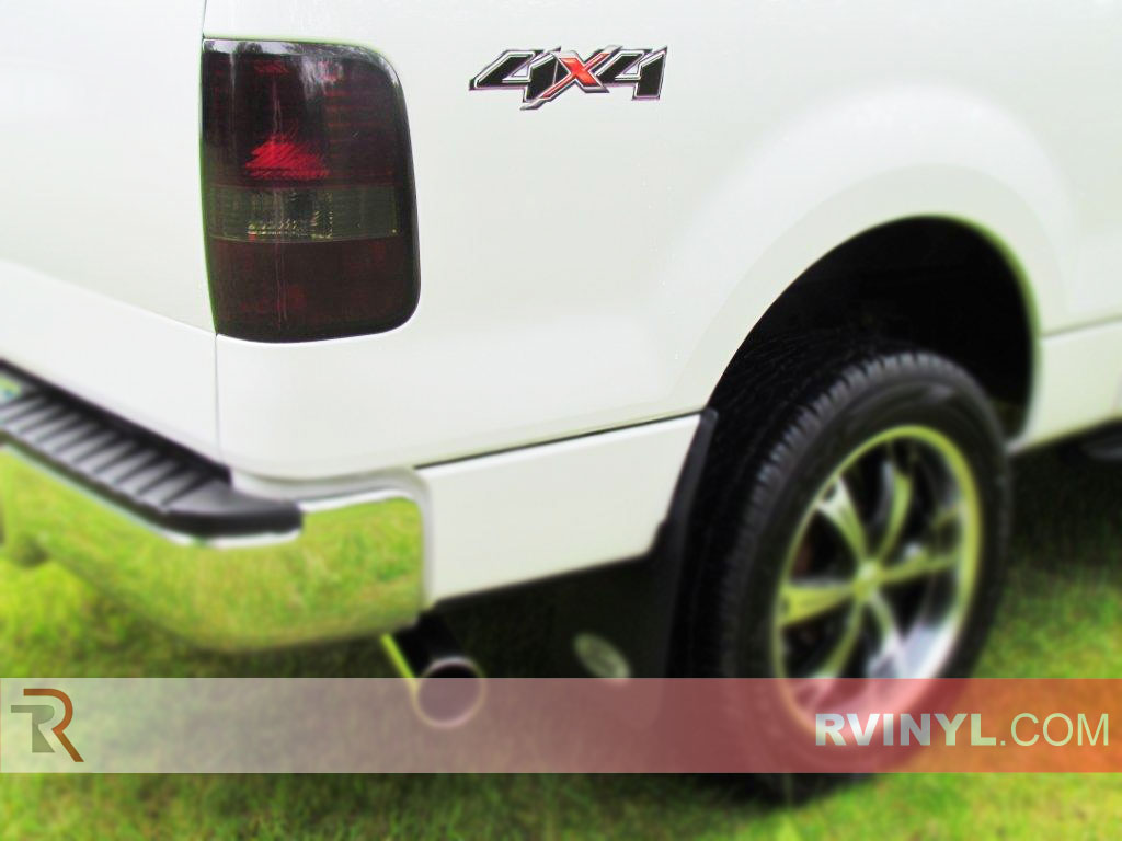 Ford F-150 2004-2008 Tinted Tail Lights