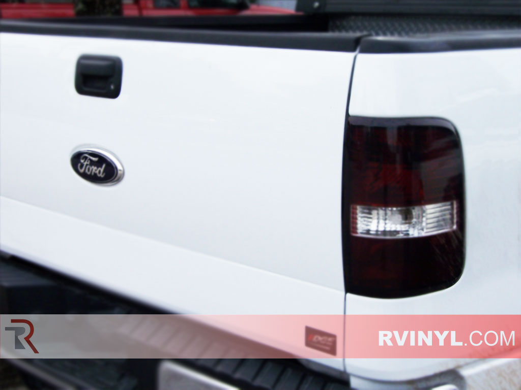 Ford F-150 2004-2008 Tail Lamp Tints