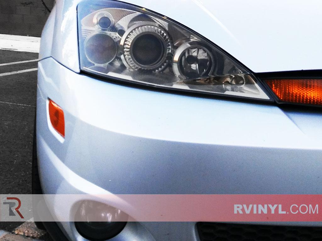 Focus SVT Smoked Headlight Tints