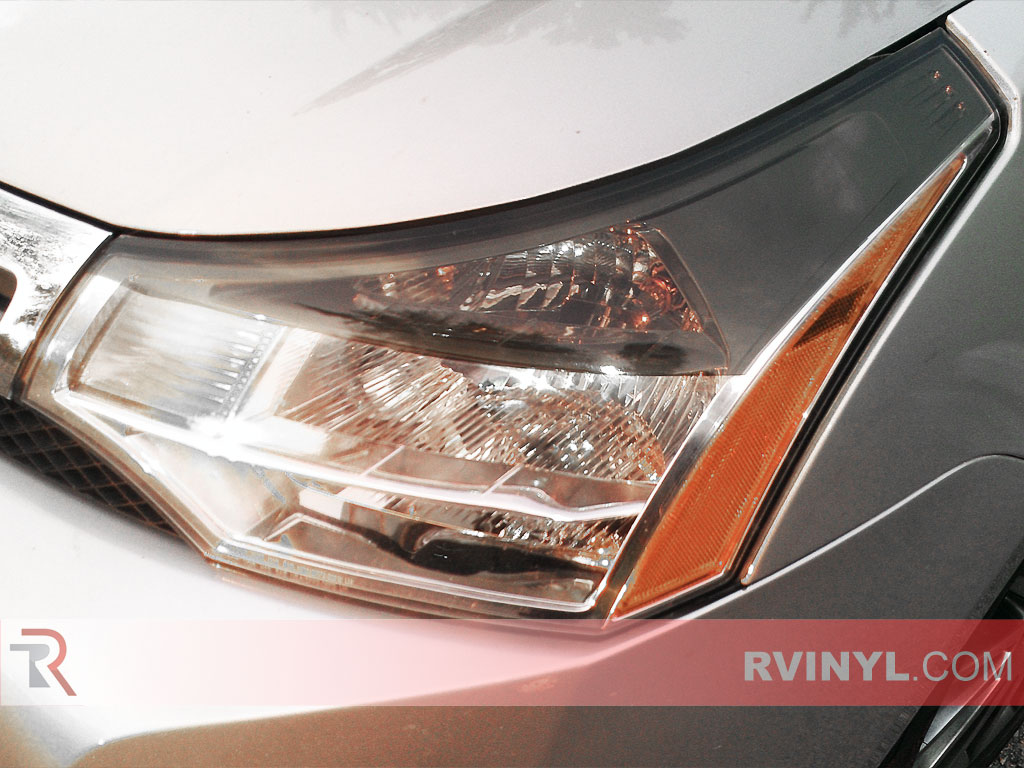 Ford Focus 2008-2011 Headlight Covers