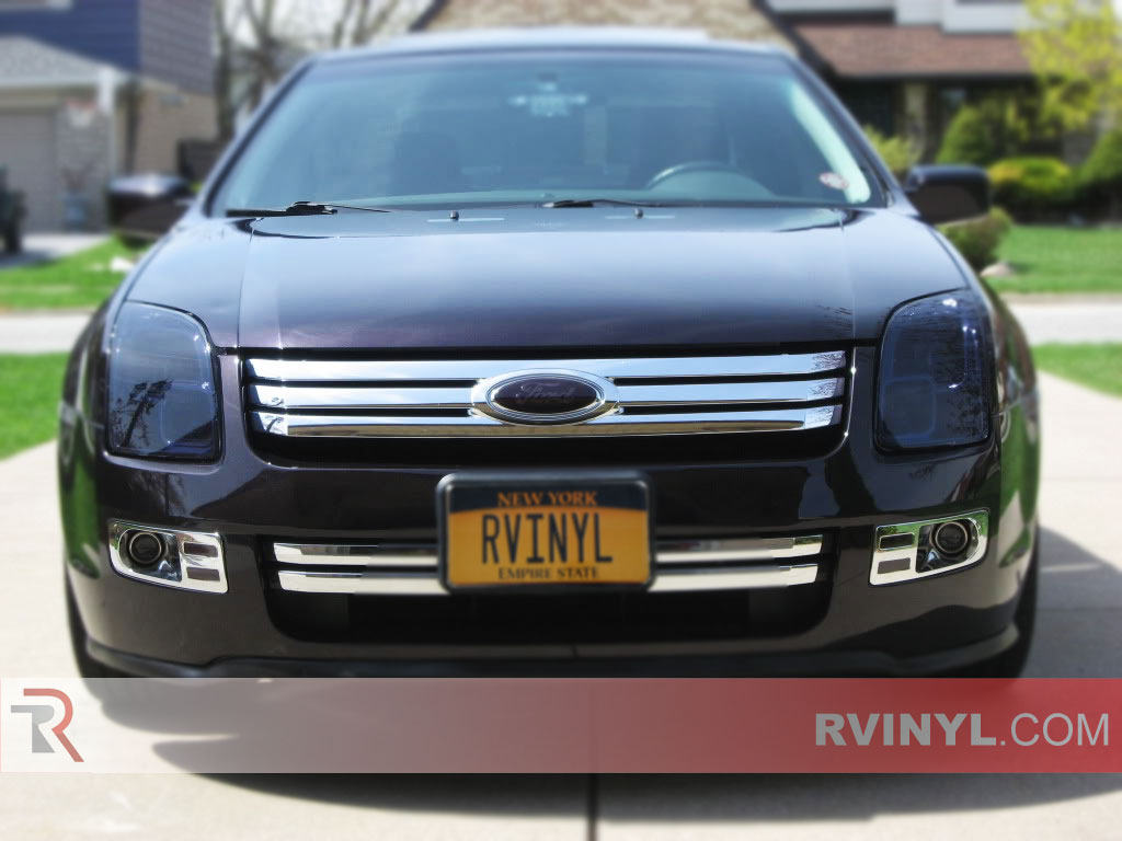 ford fusion 2006 2009 headlight covers