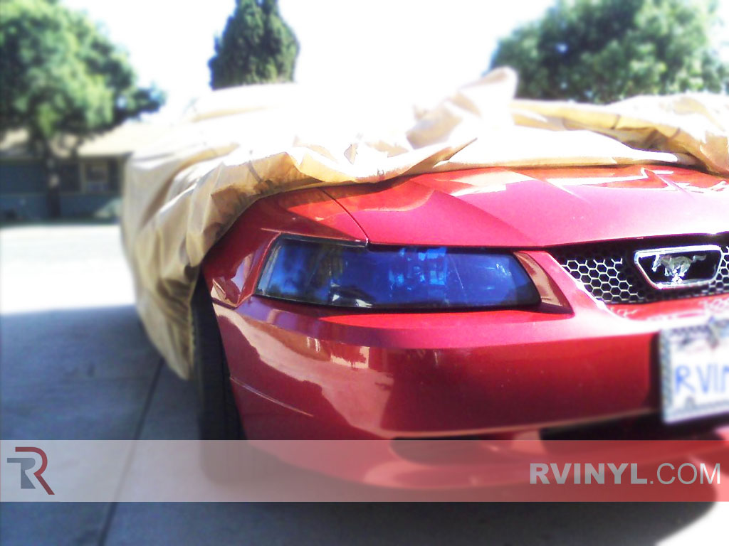 Ford Mustang 1999-2004 Headlight Tints
