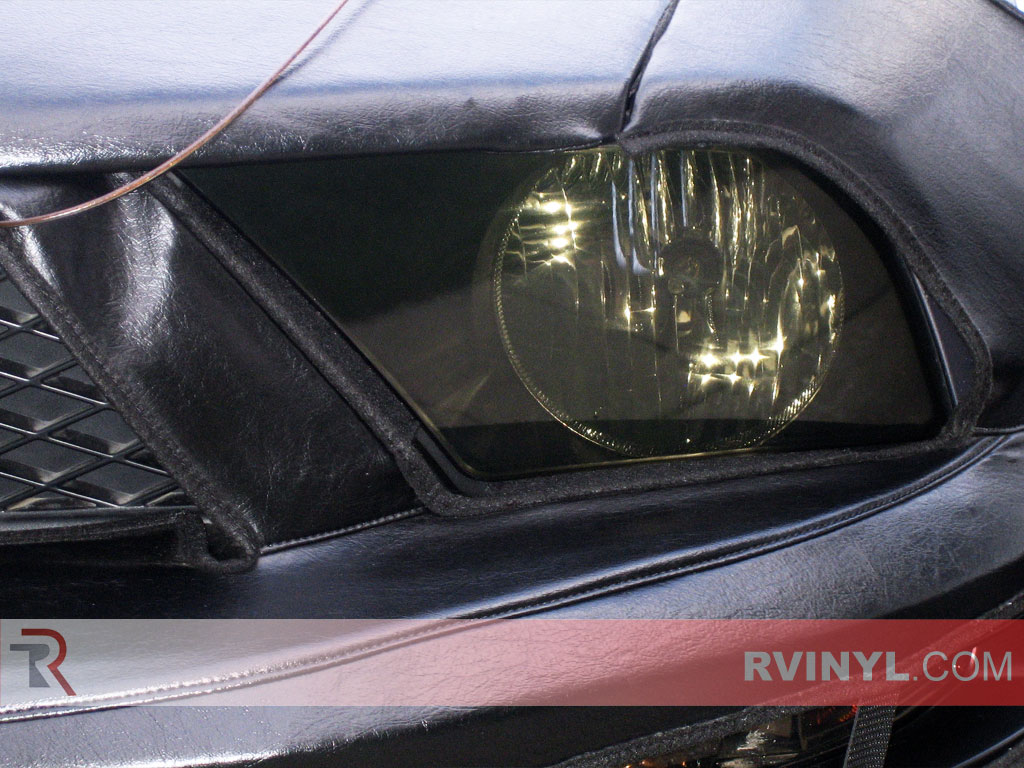 Ford Mustang 2005-2009 Headlight Tints